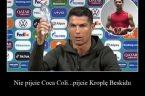 Dziś pragnę zwrócić Szanownych uwagę na ciekawostkę związaną z piłkarzem Ronaldo, który ponoć miał olać Coca Colę, aby wypromować wodę. Zwróćcie uwagę jak popierdol*ny jest rynek, gdzie człek, który coś […]