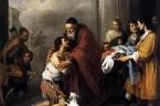 Myśl dnia Nic nie tworzy przyszłości tak jak marzenia. Victor Hugo Powrót syna marnotrawnego (hiszp. El retorno del hijo pródigo) – powstały w 2. poł. XVII w. obraz autorstwa hiszpańskiego […]