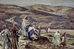 (Ne 8,1-4a.5-6.7b-12) Zgromadził się cały lud, jak jeden mąż, na placu przed Bramą Wodną. I domagali się od pisarza Ezdrasza, by przyniósł księgę Prawa Mojżeszowego, które Pan nadał Izraelowi. […]