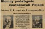 1 IX gdy Niemcy zaatakowały Polskę, ponieważ jej sojusznicy nie mieli zamiaru dotrzymywać przyjętych zobowiązań wojna była raczej przegrana. Na pewno 16 IX, gdy Japonia podpisała rozejm z Sowietami, po […]