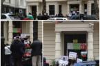 Byłem dziś na proteście pod ambasadą Bułgarii w Londynie. Kończyło sięale było jeszcze kilkadziesiąt osób, ktoś tańczył ludowy taniec, większość stała i rozmawiała. Sami młodzi ludzie. Skrzyknęli się na tę […]
