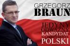 Dlaczego cała katolicka Polska nie stoi murem za Grzegorzem Braunem – jedynym katolikiem wśród kandydatów, który publicznie, otwarcie i tak zdecydowanie staje w obronie życia ludzkiego, katolickiej tradycji, wartości i […]