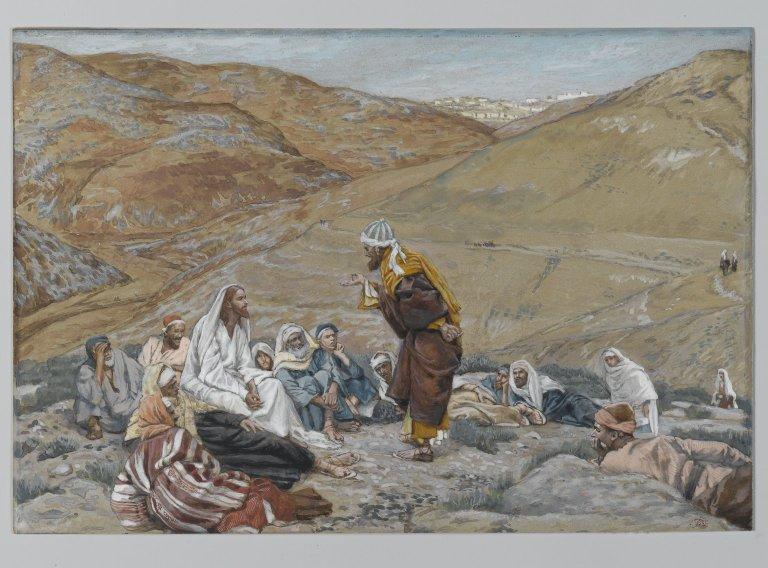 Brooklyn_Museum_-_The_Scribe_Stood_to_Tempt_Jesus_Le_scribe_se_leva_pour_tenter_Jésus_-_James_Tissot_-_overall