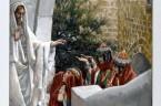 (Lb 13,1-2a.25-14,1.26-30.34-35) Na pustyni Paran Pan przemówił do Mojżesza: Poślij ludzi, aby zbadali kraj Kanaan, który chcę dać synom Izraela. Po czterdziestu dniach wrócili z rozpoznania kraju. Przyszli na pustynię […]