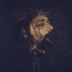Christ bleeding
