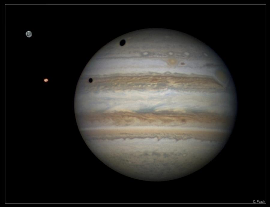 Cienie na Jowiszu