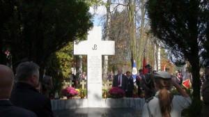 """Cmentarz Wojenny Żołnierzy AK Grupy """"Kampinos"""""""