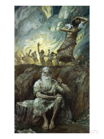 Elijah-bringeth-fire-from-heaven_james-tissot