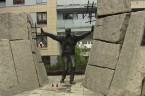 """Wejdź tu http://www.czerwonazaraza.pl/ i poprzyj protest! ================================= Niecały kilometr od miejsca, gdzie stał pomnik """"Braterstwa Broni"""", przy bocznej, uczęszczanej niemal wyłącznie przez okolicznych mieszkańców znajduje się inny monument. Został on […]"""