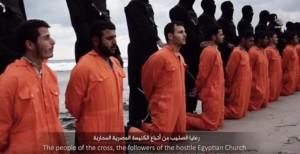 Islamscy zbrodniarze ścinają chrześcijan