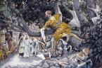 (2 Mch 6,18-31) W czasie prześladowań Izraela przez króla Antiocha Eleazar, jeden z pierwszych uczonych w Piśmie, mąż już w podeszłym wieku, szlachetnego oblicza, był zmuszony do otwarcia ust i […]