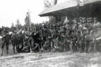 """W Powstaniu Warszawskim walczyło wiele oddziałów, był wśród nich oddział, który musiał ewakuować się przed zbliżającymi się do granic Rzeczypospolitej Polskiej oddziałami """"wyzwolicieli sowieckich"""".: """"1 grudnia 1943 r., podczas odprawy, […]"""
