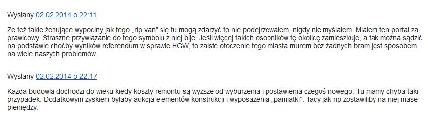 Moderacja - Jacek