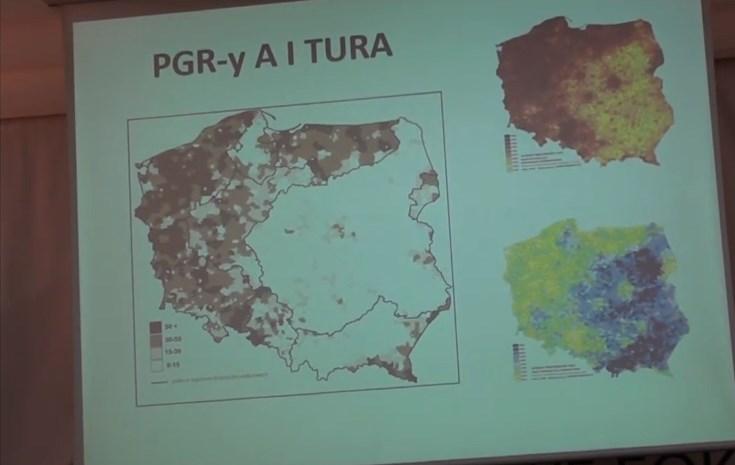 PGR-y a I tura