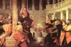 Szukanie mądrości Czytanie z Księgi Syracydesa.   (Syr 51,12-20) Będę Cię wielbił i wychwalał, i błogosławił imieniu Pańskiemu. Będąc jeszcze młodym, zanim zacząłem podróżować, szukałem jawnie mądrości w […]