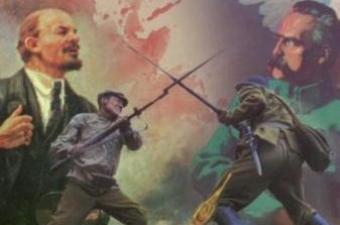 Piłsudski_ Lenin