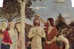 """Około 1450 roku, włoski malarz Piero Della Francesca namalował dzieło zatytułowane """"Chrzest Jezusa"""", na którym wszystkie postacie są pozbawione cienia. Prześwietlenie. Być może artysta po prostu zapomniał o namalowaniu cieni, […]"""