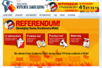Stołeczny Komitet Monitorowania Referendum w Warszawie uruchomił swoją stronę internetową referendum-warszawa.pl . Wartościowe informacje i materiały do pobrania dotyczące referendum w Warszawie, znajdziecie też Państwo w profilach na facebooku https://www.facebook.com/HGWMusiOdejsc […]
