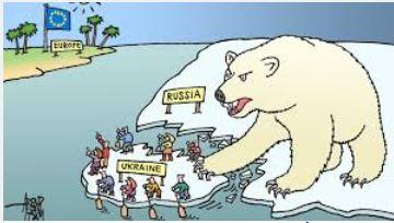 Russian BEAR - UKRAINE & EUROPE