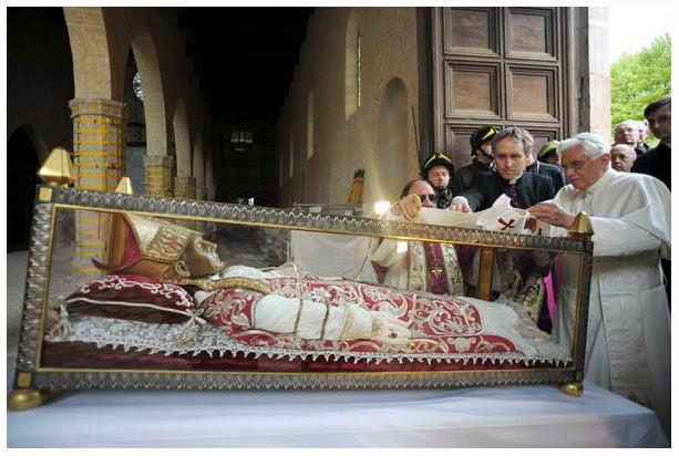 St Celestinus V