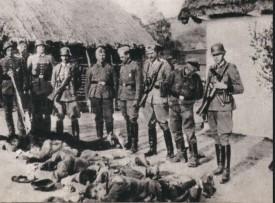 Zamordowani polscy rolnicy. Rok 1943
