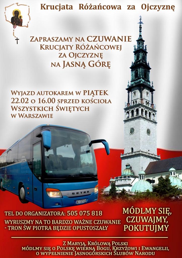 autobus na Czuwanie 22 lutego jpg