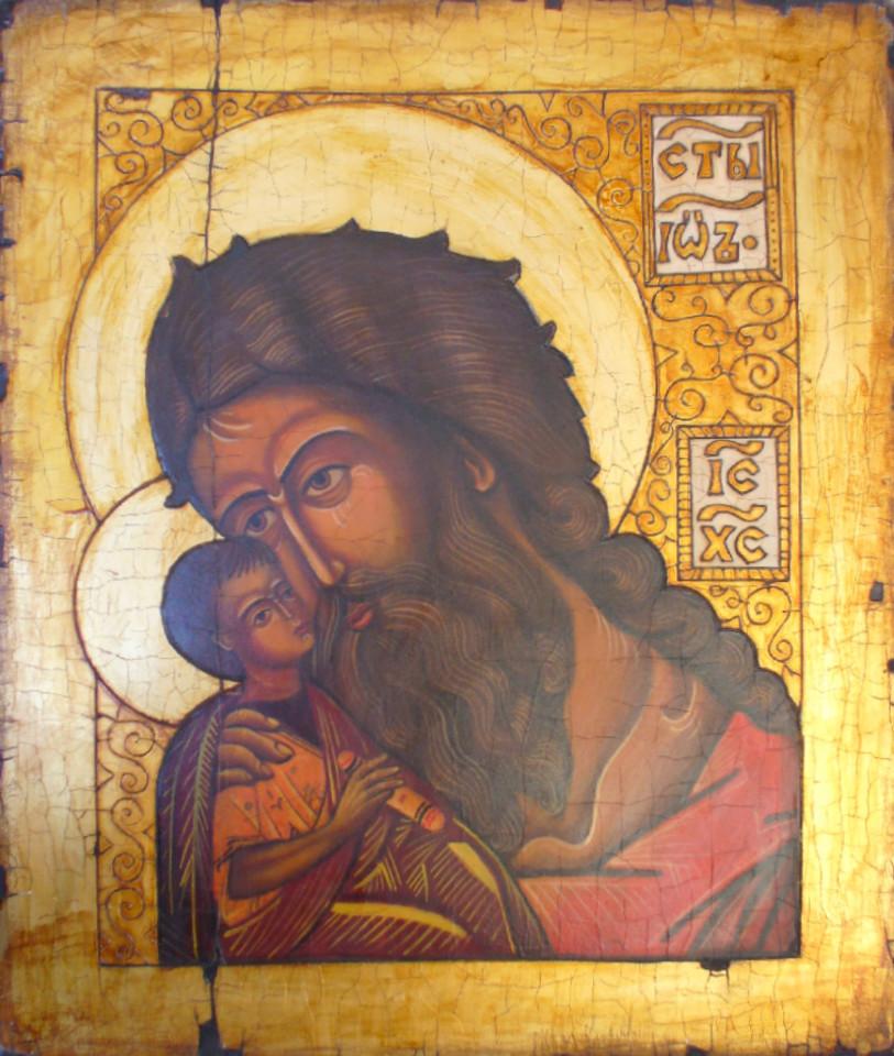 eleusa symeon and christ
