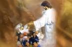 """PIERWSZE CZYTANIE (1 Krl 8,41-43) Modlitwa Salomona za cudzoziemców Czytanie z Pierwszej Księgi Królewskiej. Po poświęceniu świątyni Salomon tak się modlił: """"Cudzoziemca, który nie jest z Twego ludu, Izraela, […]"""