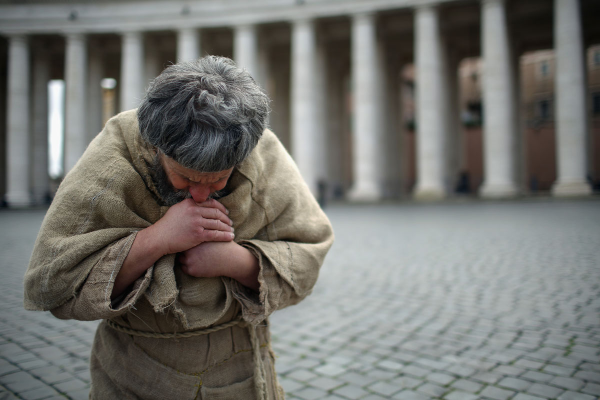 The Papal Conclave Day One