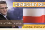 Grzegorz Braun kandydat przemilczany…… Grzegorz Braun po wielu prośbach rodaków- Polsków, zdecydował się na kandydowanie w najbliższych wyborach na Prezydenta Rzeczypospolitej Polskiej. Jednak od nas wszystkichzależy czy damy wyraz swojego […]
