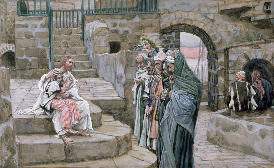 jesus-and-the-little-child-tissot