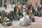 (Lb 24,2-7.15-17a) Gdy Balaam podniósł oczy i zobaczył Izraela rozłożonego obozem według swoich pokoleń, ogarnął go Duch Boży i zaczął głosić swoje pouczenie, mówiąc: Wyrocznia Balaama, syna Beora; wyrocznia […]