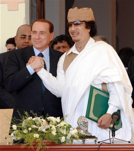ITALY-LIBYA-DIPLOMACY