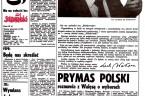 """Bratkowski na pierwszej stronie Tygodnika Powszechnego pisał wtedy, że """"Solidarność Walcząca"""" zamieniła się w Solidarność walczącą z Solidarnością a hasło bojkotu wyborów nazwał """"nieodpowiedzialnością"""", bo """"Polacy muszą udowodnić światu, że […]"""