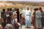 (Ag 1,15b-2,9) W drugim roku [rządów] króla Dariusza. Dnia dwudziestego pierwszego siódmego miesiąca Pan skierował te słowa do proroka Aggeusza: Powiedzże to Zorobabelowi, synowi Szealtiela, namiestnikowi Judy, i arcykapłanowi […]