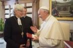 Powraca temat czy wierny może upomnieć Pasterza…poniższy artykuł jest dowodem, że ekumenizm Papieża Franciszka chyba wymyka się spod kontroli…co Wy na to ? Pytam, bo mnie zamurowało… (…) Papież Franciszek […]