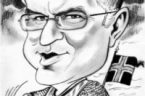 """Pan Gmyz jest ostatnio b. popularny, także na Legionie. Opublikował on artykuł pod wiele mówiącym tytułem """"Co daje protestantyzm"""" w miesięczniku """"Idź pod prąd"""", którego redaktorem naczelnym jest pastor """"kościoła"""" […]"""