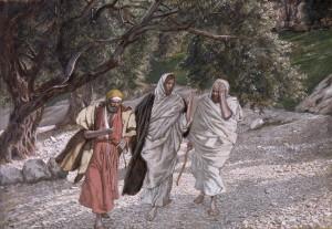 Znalezione obrazy dla zapytania uczniowie z emaus