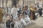 (1 Tes 2,1-8) Sami bowiem wiecie, bracia, że nasze przyjście do was nie okazało się daremne. Chociaż ucierpieliśmy i – jak wiecie – doznaliśmy zniewagi w Filippi, odważyliśmy się w […]