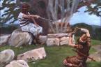 (Sdz 6,11-24a) Oto przyszedł Anioł Pana i usiadł pod terebintem w Ofra, które należało do Joasza z rodu Abiezera. Gedeon, syn jego, młócił na klepisku zboże, aby je ukryć […]