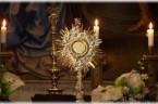 Dzięki Ci Panie za Ciało Twe i Krew (Rdz 14,18-20) W owych dniach: Melchizedek zaś, król Szalemu, wyniósł chleb i wino; a [ponieważ] był on kapłanem Boga Najwyższego, błogosławił Abrama, […]